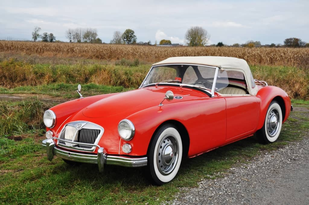 MG A 1622 MKII 1962 REF 254