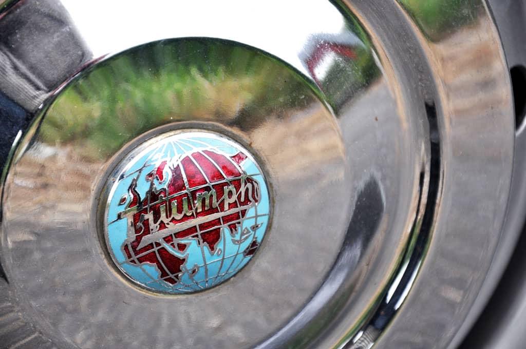 TRIUMPH TR3 B TCF 1962 REF 257