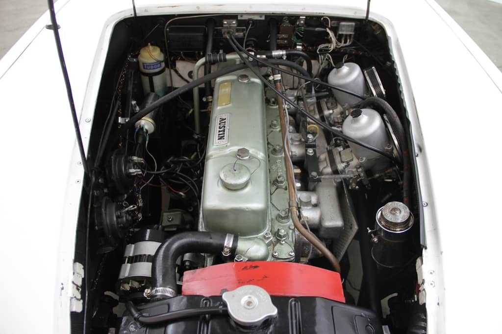 Austin-Healey 3000 BJ8 1966