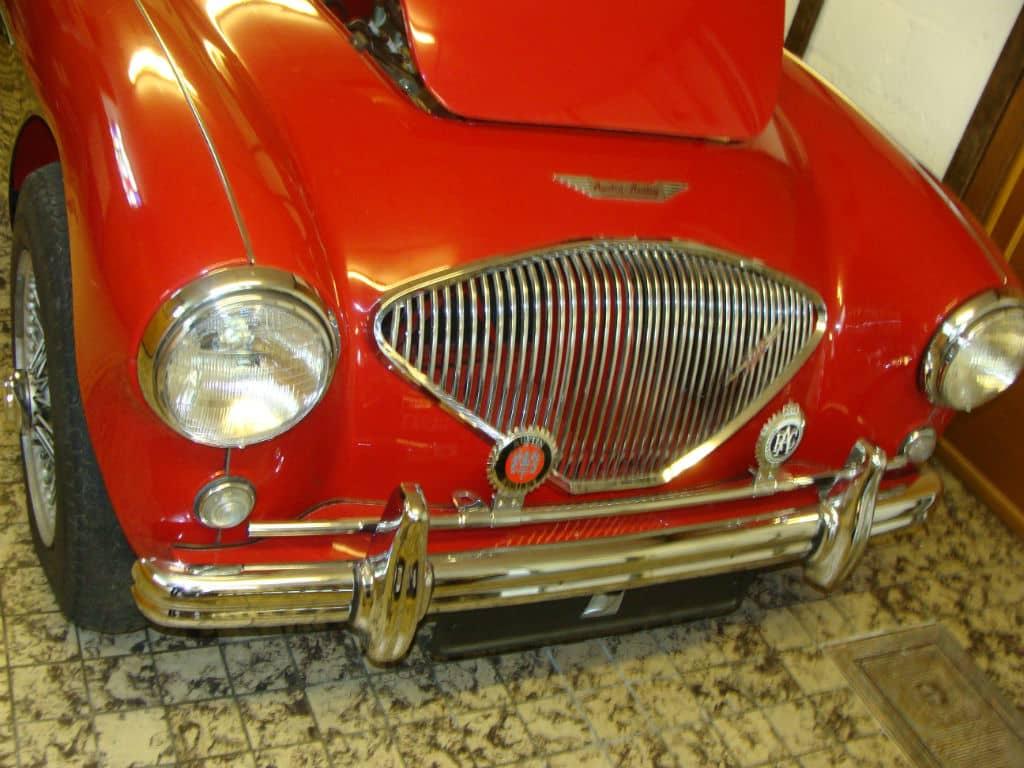 Austin-Healey BN2 1956