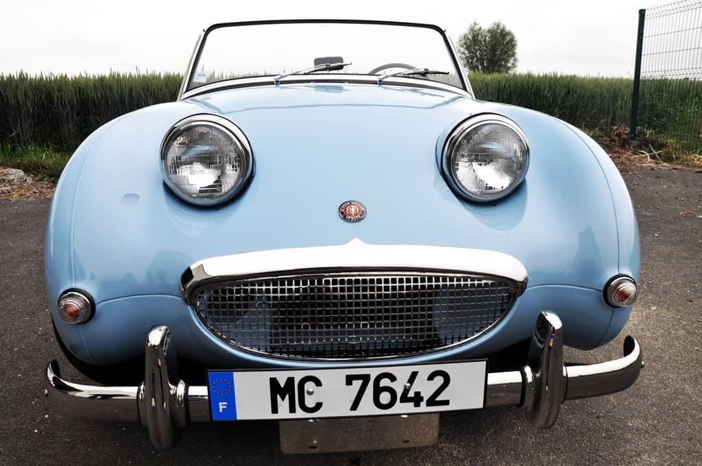 Austin-Healey Sprite Bugeye 1961