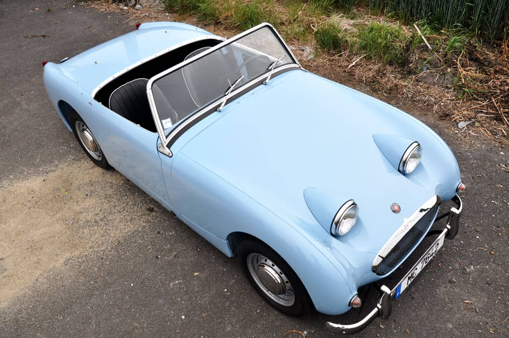 austin healey sprite bugeye auto classic garage saint malo. Black Bedroom Furniture Sets. Home Design Ideas