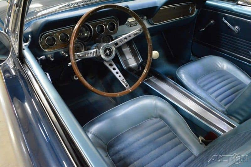 Ford Mustang GT « K » Fastback 1966