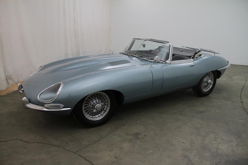 Jaguar Type E Cabriolet 1967