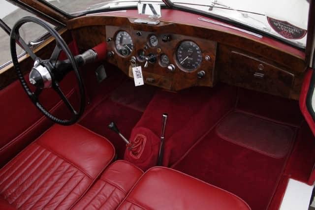 Jaguar XK 120 Cabriolet 1953
