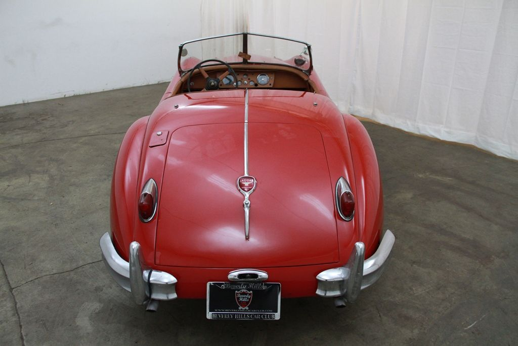 Jaguar XK 140 Roadster 1957