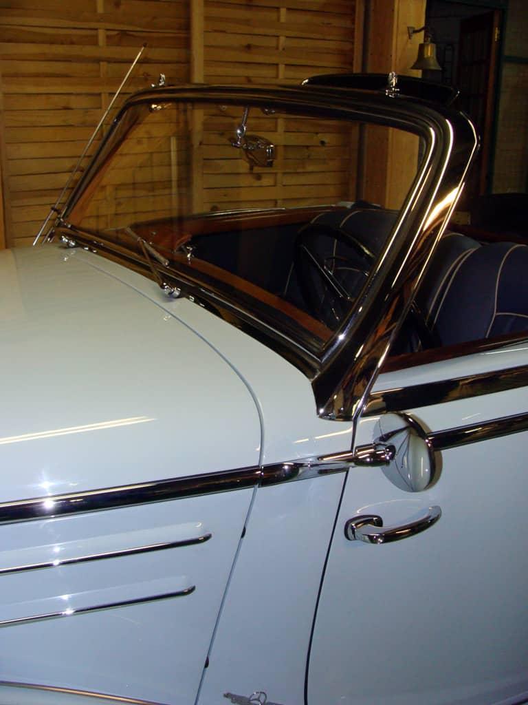 Mercedes 220A Cabriolet 1952