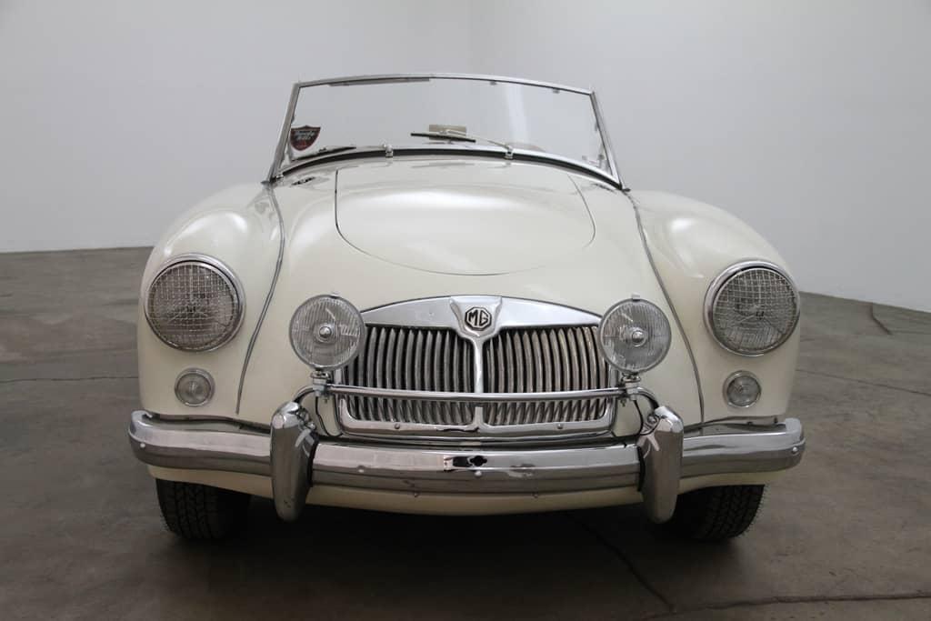 MG A 1500 1958 OEW