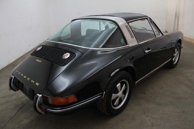 Porsche 911 T Targa Noire 1971