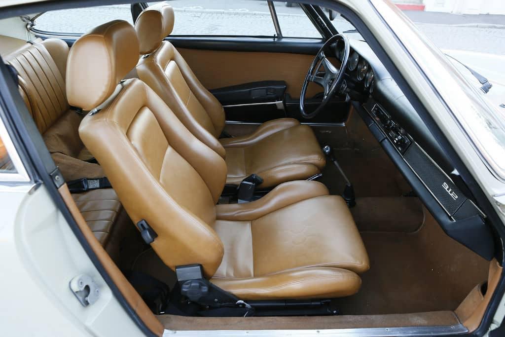 Porsche 912 LWB 1969