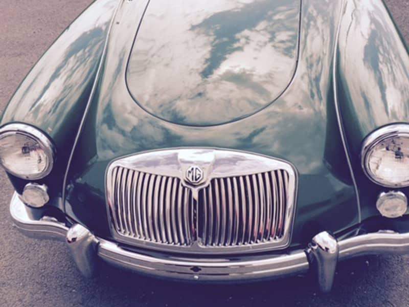 MG A 1600 1960 BRG