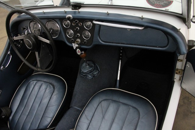 TRIUMPH TR3 A 1960 REF 268