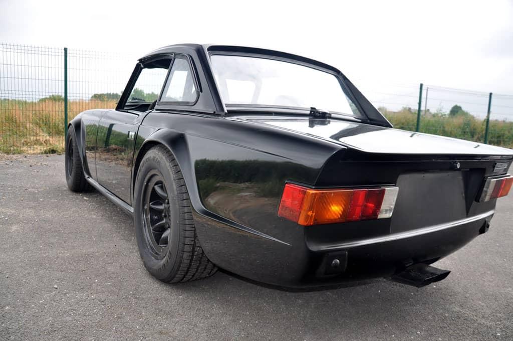 TRIUMPH TR6 1972 REF 253