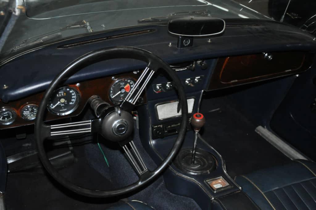 AUSTIN HEALEY BJ8 MKIII PHASE 2 1966 REF 258