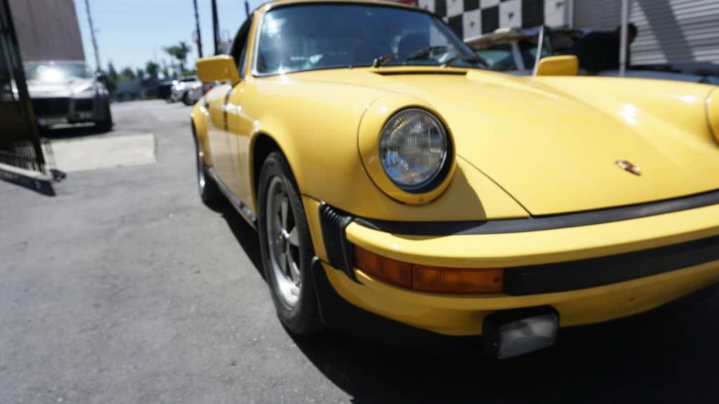 Porsche 911 SC TARGA 1978