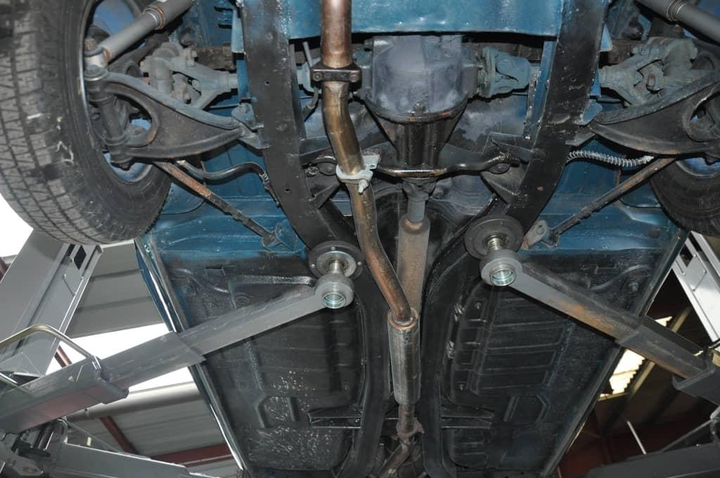 TRIUMPH GT6 ref 251