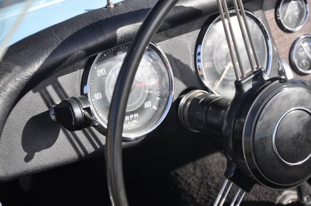 TRIUMPH TR3 A 1960 REF 250