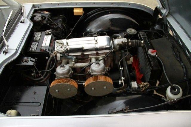 TRIUMPH TR4 1965 REF 283