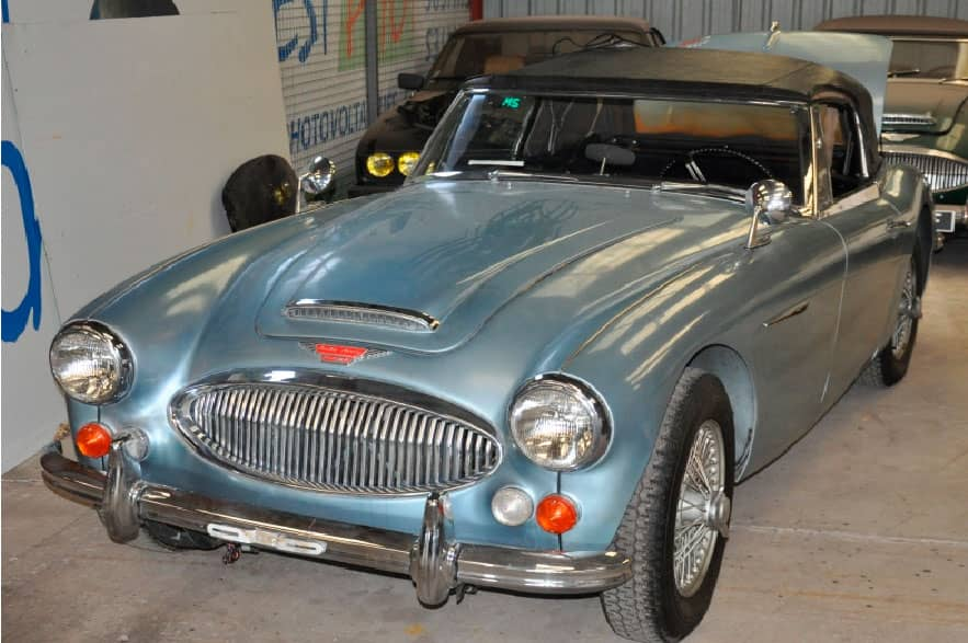 AUSTIN HEALEY BJ8 MKIII PHASE 2 1967 REF 287