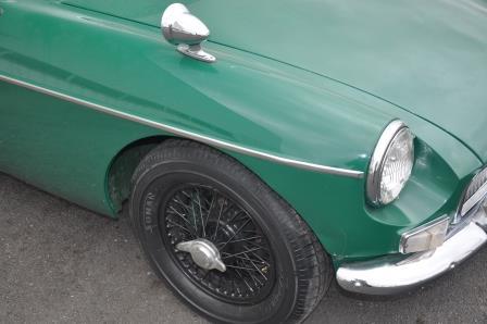 MG MGB 1965 REF 260