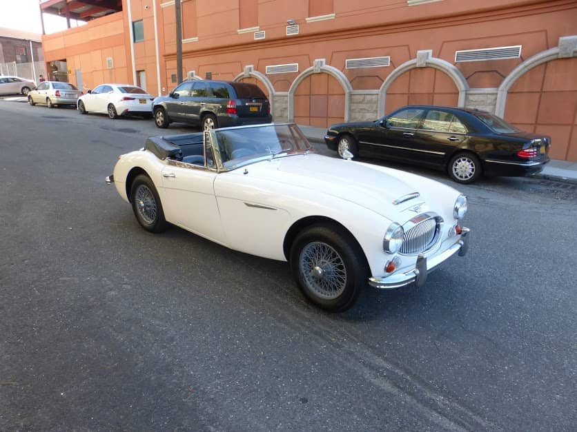 AUSTIN HEALEY BJ8 MKIII PHASE 2 1967 REF 300