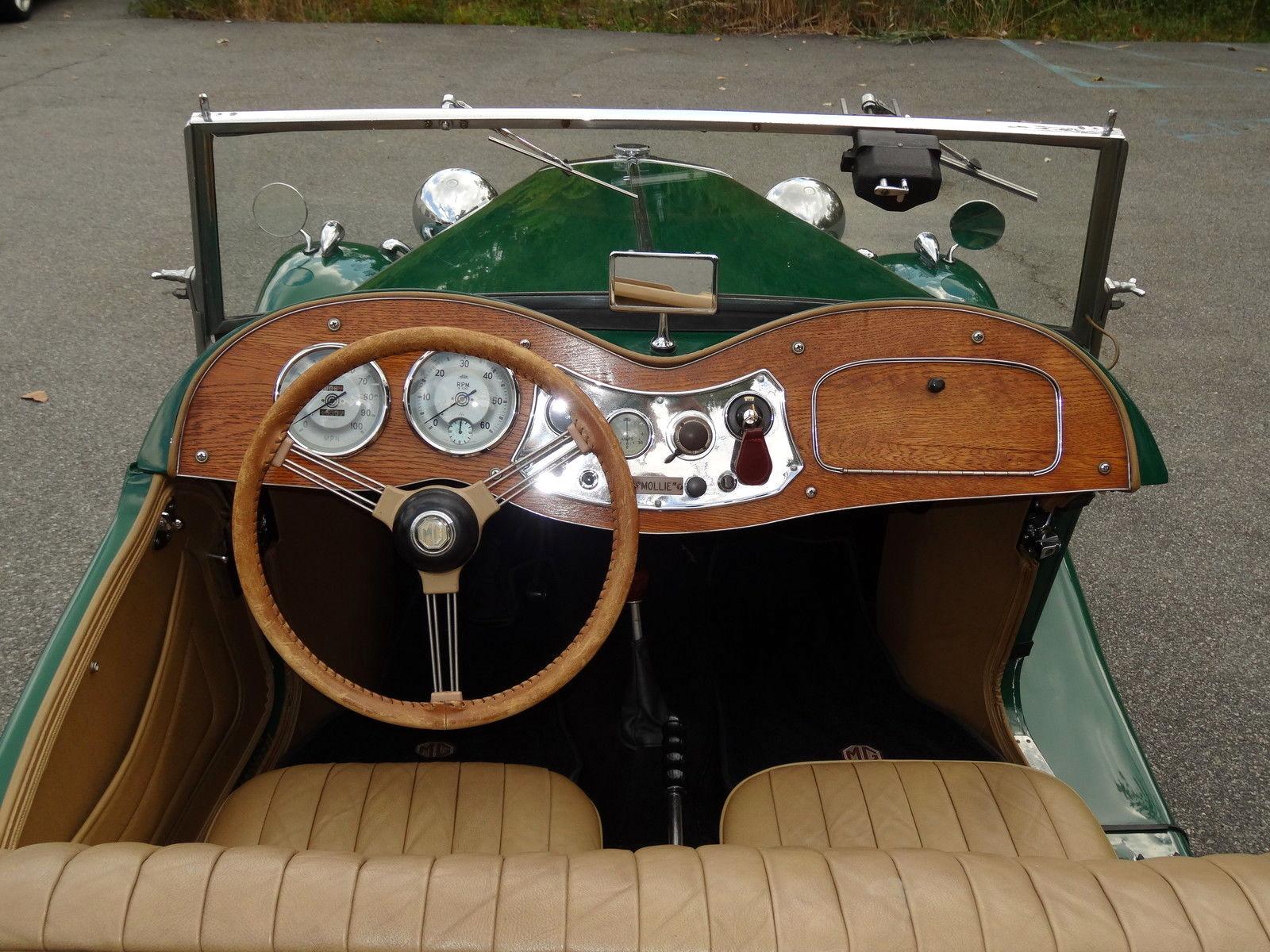 MG TD 1952 REF 278