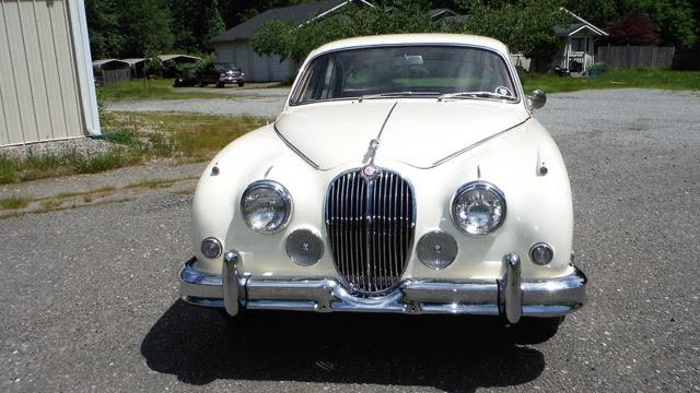 JAGUAR MKII 3.8L 1962 REF 298