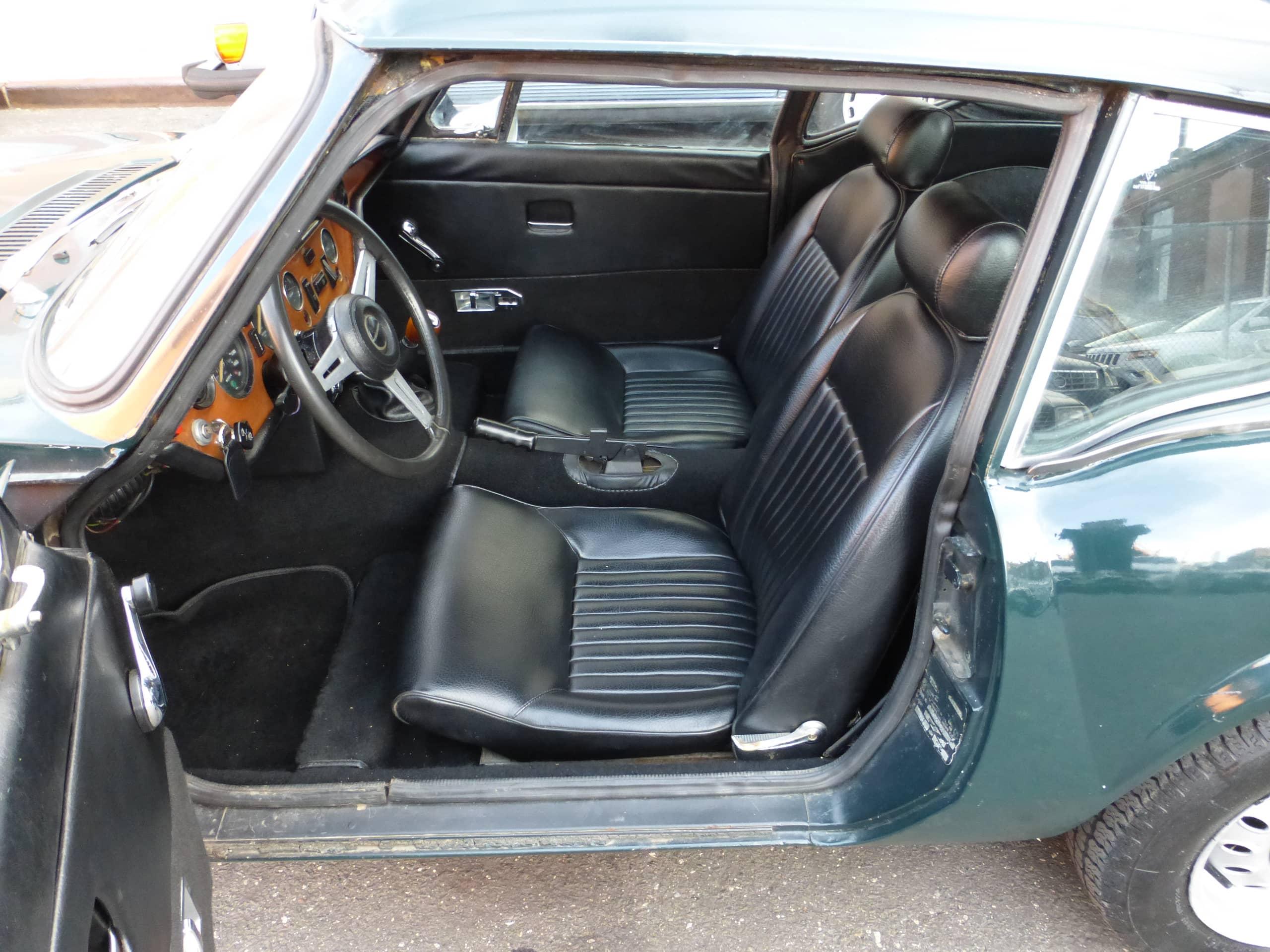 Triumph GT 6 ref 296