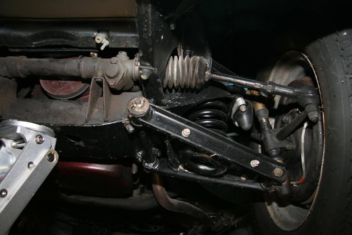 MG MGA 1957 REF 304