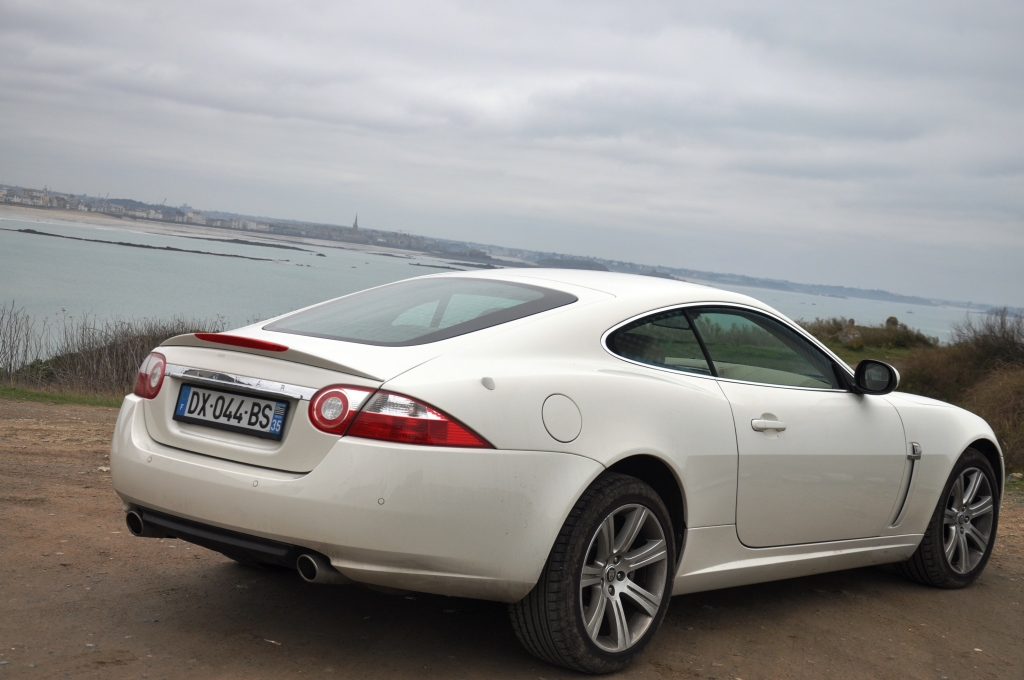 JAGUAR XK 4.2L coupé ref 309