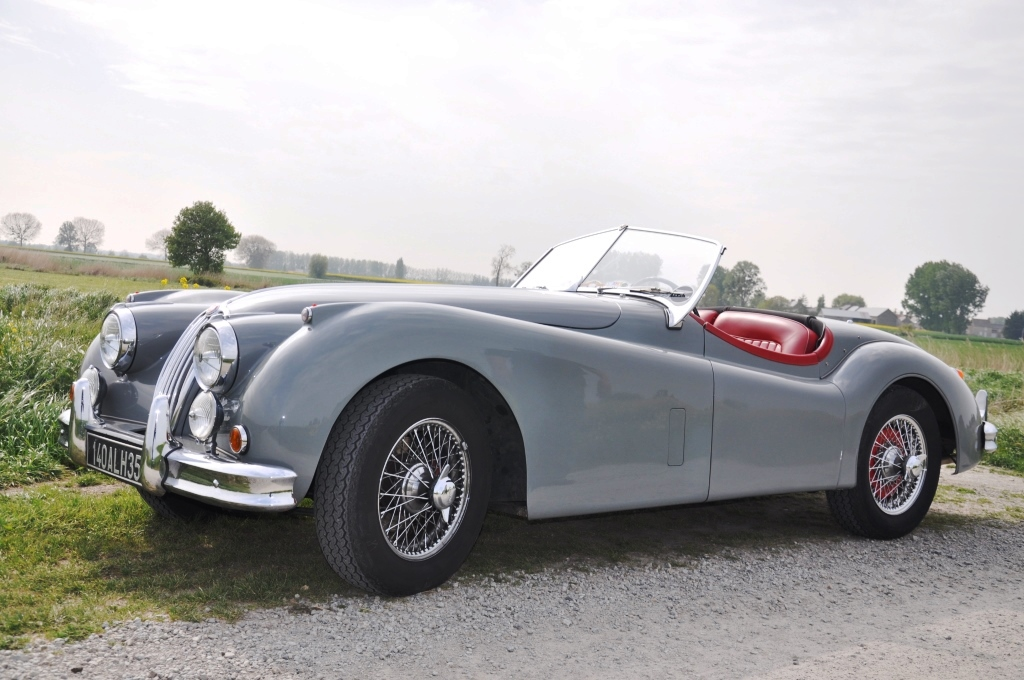 JAGUAR XK 140 ROADSTER 1955 REF 317