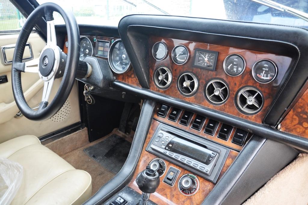 JENSEN INTERCEPTOR III 1975 REF 295