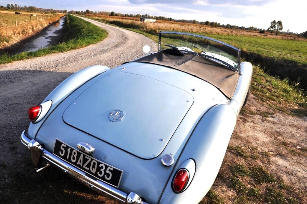 MGA 1500 1956 REF 301
