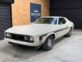 Ford Mustang coupé 302 sport – 1973