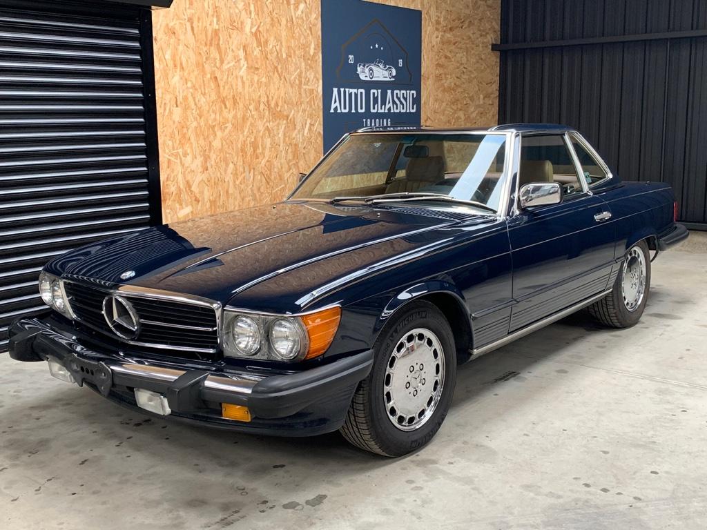 Mercedes 560 SL – 1982