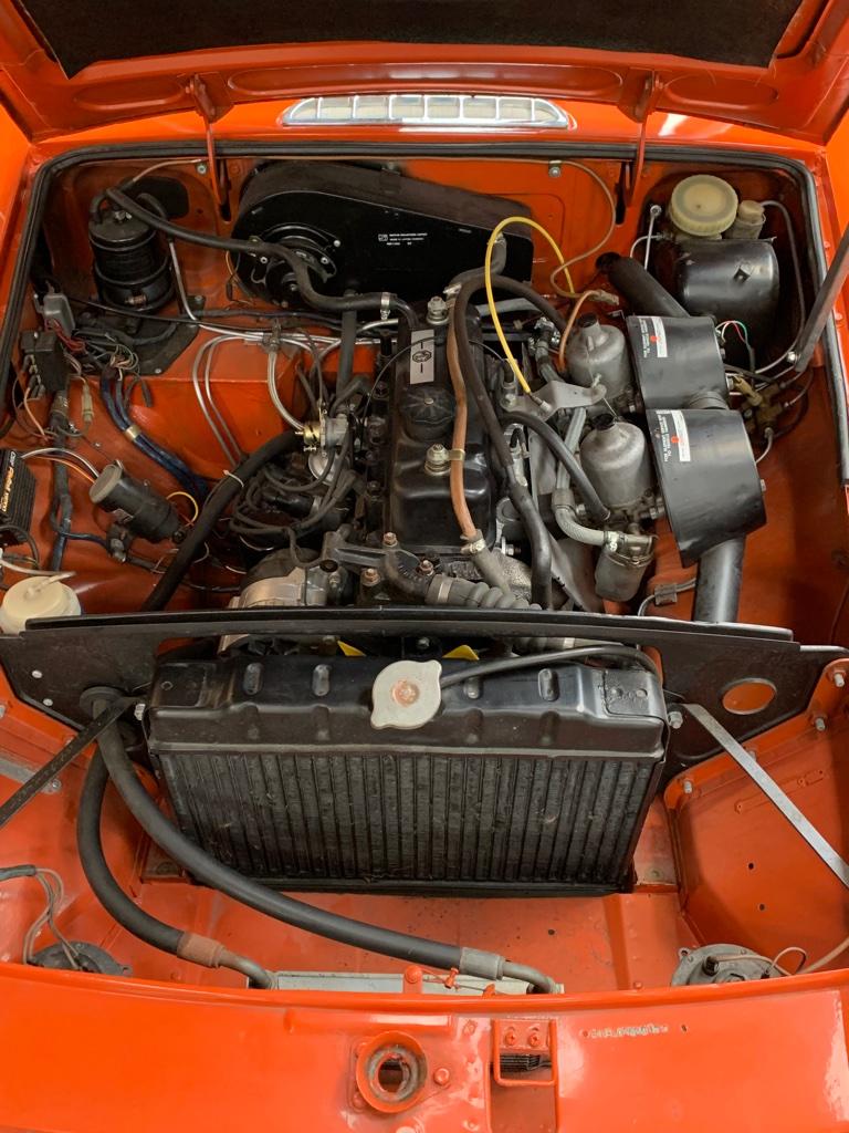 MG B GT – 1972