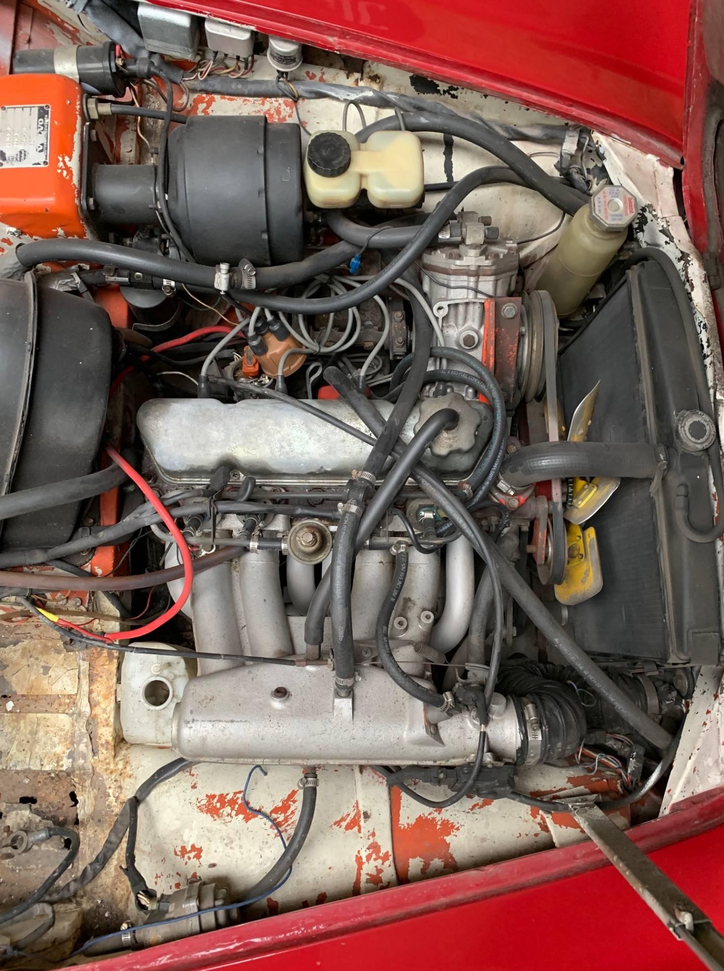 Volvo P1800 ES – Break de Chasse