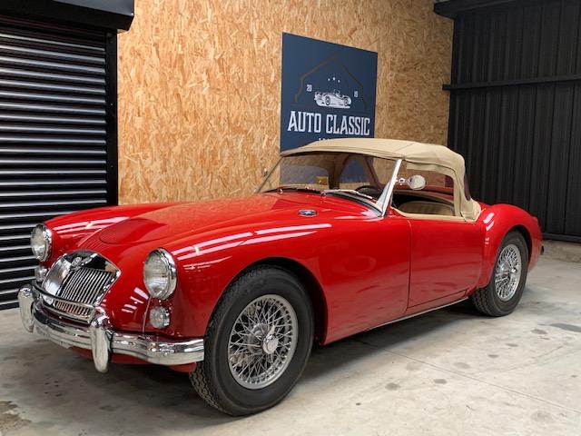 MG A – 1960