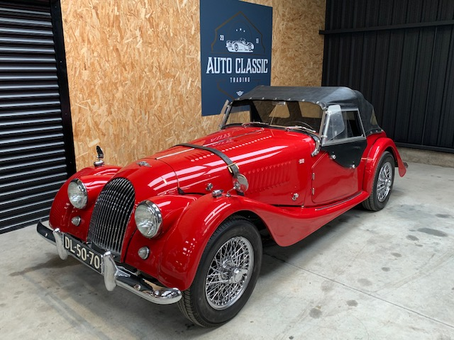 Morgan 1960 Rouge 108 1842