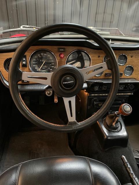 TR6 – 1974